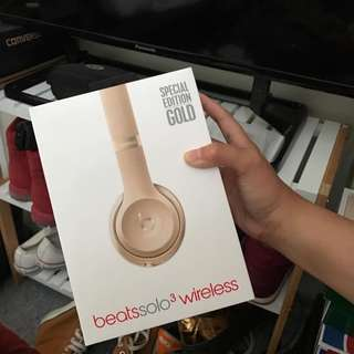 Beats Solo Wireless 3