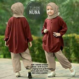 Nuna kid 3in1