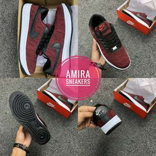 Nike 1 low shadow red black size 36-45