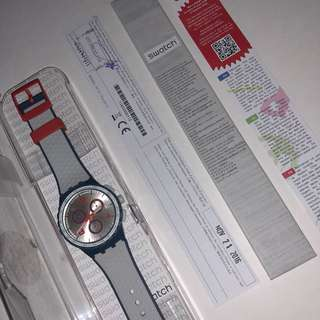 Swatch Plastic Chrono