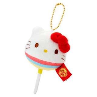 Sanrio x Chupa Chups 珍寶珠合作Hello Kitty 鎖匙扣