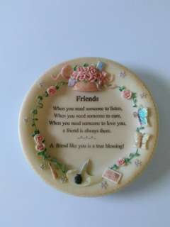 Collectible Plate/Frame