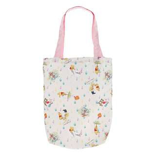 Japan Disneystore Disney Store Pooh and Friends Cloud Pooh's Day Eco Bag