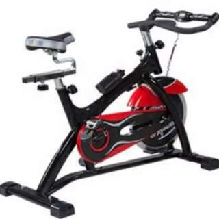 Muscle Power Spinning Bike Gym equipment