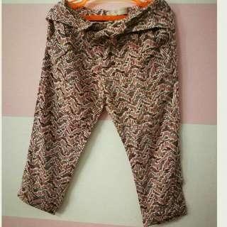Zara Soft Cotton Pants