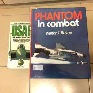 Aviation vintage books