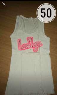 Las Vegas Tank top