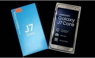 Kredit Samsung Galaxy J7 Core tanpa kartu kredit