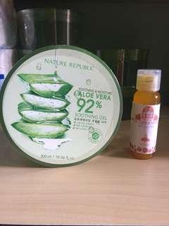 NR Aloe Vera & Bragg Apple Cider Vinegar 30ml