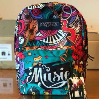 Jansport Bags Limited Edition