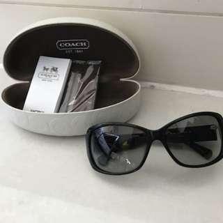 Coach Sunglasses Taryn Black