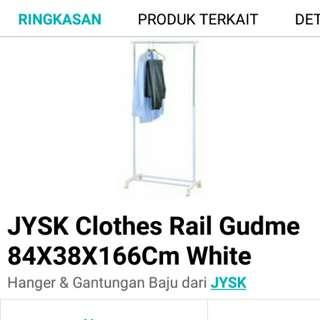 FREE ONGKIR ALL (cloths rail)