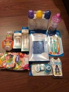 [Bundled] Brand New Baby Items