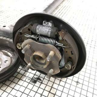 toyota vios ncp42 break hub