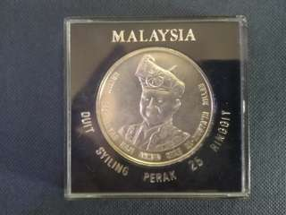 RM25 Proof (Silver)