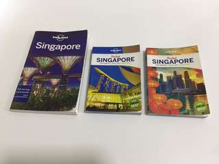 Singapore Lonely Planet