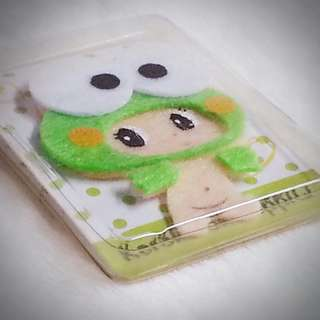 Keroppi KeroKeroKeroppiQ 青蛙仔 貼紙 218201