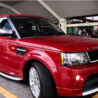 Range Rover Sport (A) 5.0