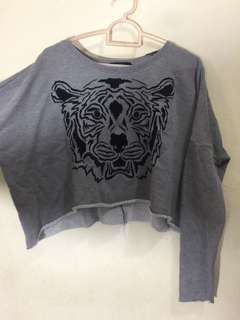 Sweater macan forever 21