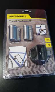 Kryptonite Transit FlexFrame U-Bracket