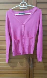 Cardigan Zara / Pink Fuschia