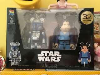 Star Wars x bearbrick no.32
