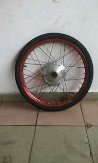 rim aloi merah..pnp ex5 high power/c70
