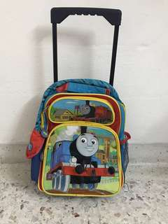 Preschoolers' Childcare Trolley Bag