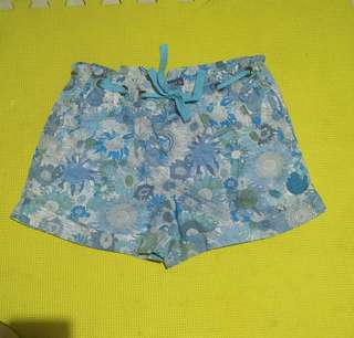 Gingersnaps Floral Shorts
