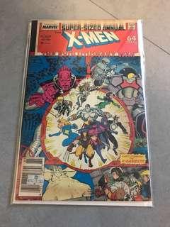 X-Men Annual 12