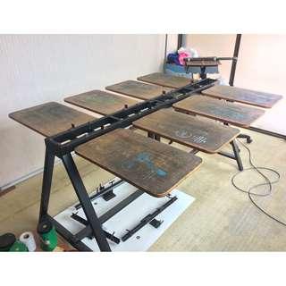 Silkscreen Screen Printing Table