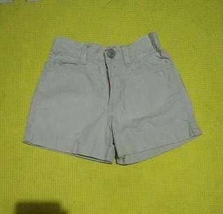 Osh Kosh Khaki Shorts
