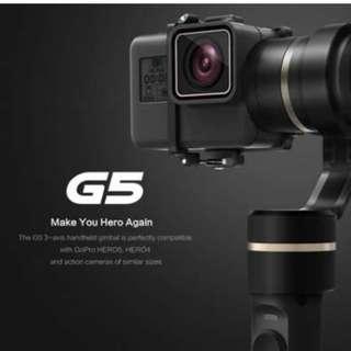 Feiyu Tech G5 Gimbal For GoPro Bisa cicilan Tanpa Kartu Kredit DP MURAH Proses 3 Menit