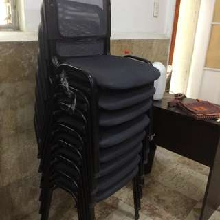 Deluxe Stacking Chairs