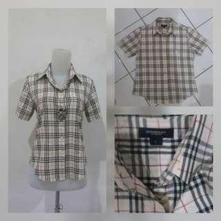 Ori Burberry London Shirt