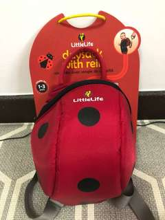 Toddler Backpack with Leash
