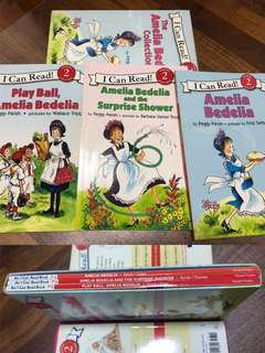Children's books-I can read 2-Amelia Bedelia