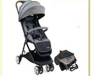 Travel Light Genius Baby Stroller