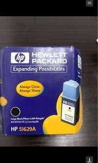 (包郵)打印機墨盒HP29 黑