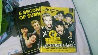 5sos books