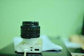 Nikkor 50mm f1.8D