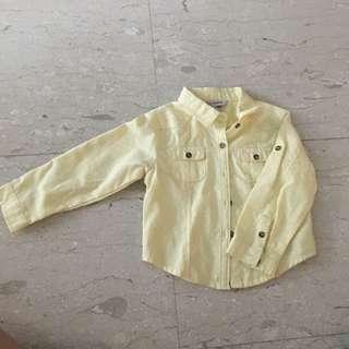 BN Poney Yellow Shirt