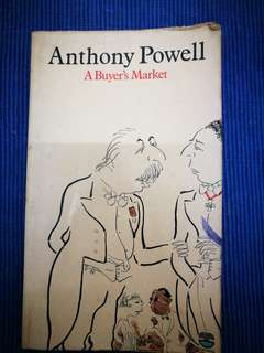 Anthony Powell A buyers market
