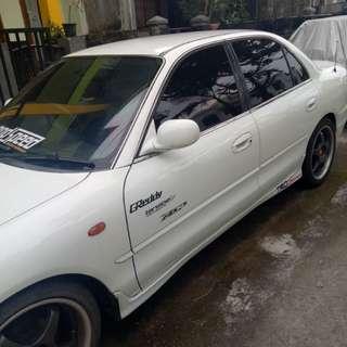Mitsubishi v6 1993