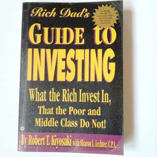 Rich Dad's Guife To Investing