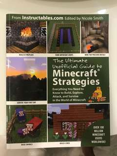 Minecraft Strategies - Ultimate unofficial guide
