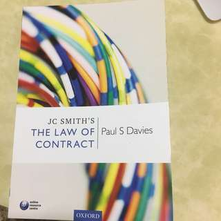 Contract Law Textbook