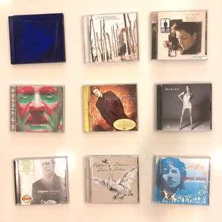 $0.70 Pop Music CDs