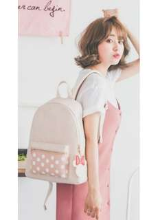 [PRE-ORDER] DISNEY MINNIE MOUSE BAG