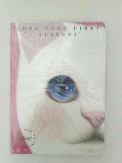 萬年歷日記簿 Choo choo diary season4